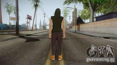 GTA Online DLC Import-Export Female Skin 3 для GTA San Andreas третий скриншот
