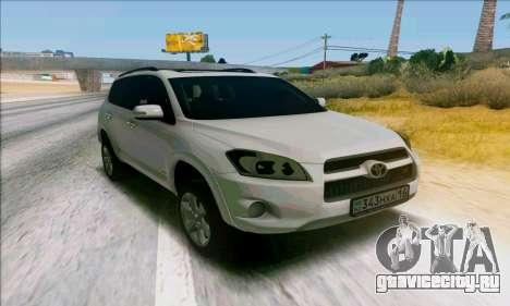 Toyota RAV4 1.0 для GTA San Andreas
