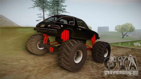 AMC Pacer Monster Truck для GTA San Andreas вид слева