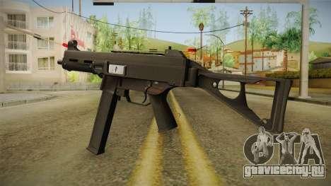 MP-5 v2 для GTA San Andreas второй скриншот