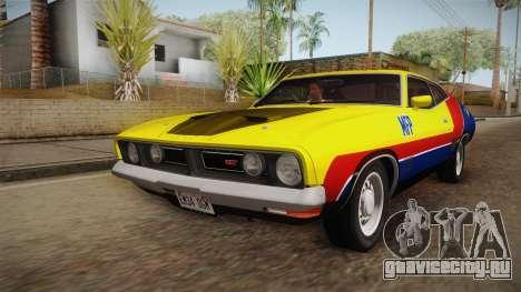 Ford Falcon 351 GT AU-spec (XB) 1973 IVF для GTA San Andreas двигатель