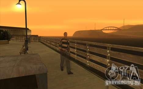 Призрак Ти-Бон Мендеса для GTA San Andreas второй скриншот