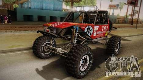 Dune Buggy Bill для GTA San Andreas вид сбоку