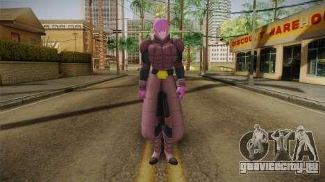 Dragon Ball Xenoverse 2 - Hit для GTA San Andreas второй скриншот