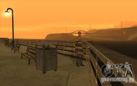 Призрак Ти-Бон Мендеса для GTA San Andreas четвёртый скриншот