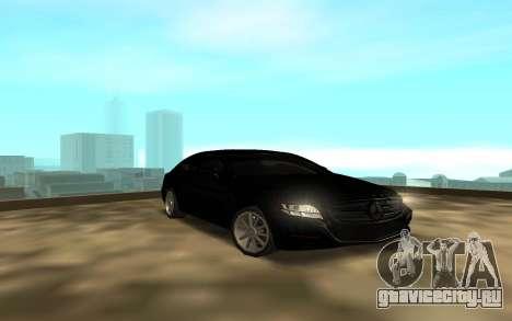 Mercedes C 63 для GTA San Andreas