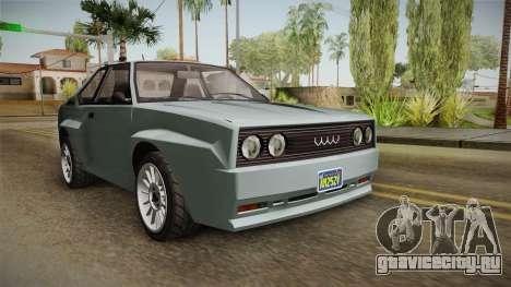 GTA 5 Obey Omnis Normal для GTA San Andreas