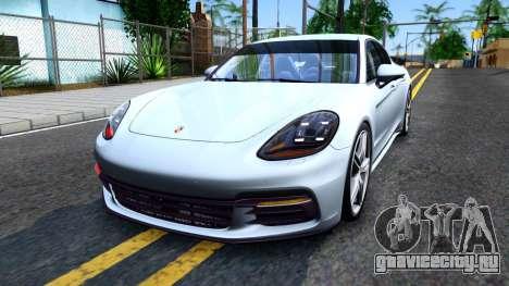 Porsche Panamera 4S 2017 v 1.0 для GTA San Andreas