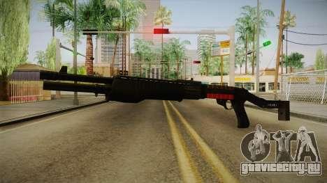 Remington 870 Army для GTA San Andreas второй скриншот