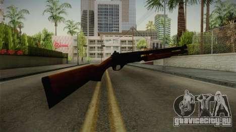 Remington 870 Wood для GTA San Andreas третий скриншот