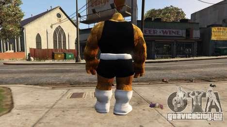 The Thing Inverted для GTA 5 третий скриншот