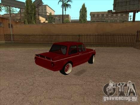 ZAZ SLRR для GTA San Andreas вид справа