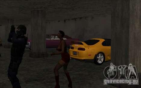 Нелегальный боксерский турнир V2.0 для GTA San Andreas шестой скриншот