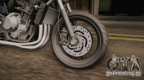Custom Bike для GTA San Andreas вид изнутри