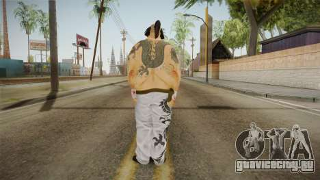 Yakusa для GTA San Andreas третий скриншот