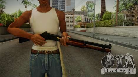 Remington 870 Wood для GTA San Andreas