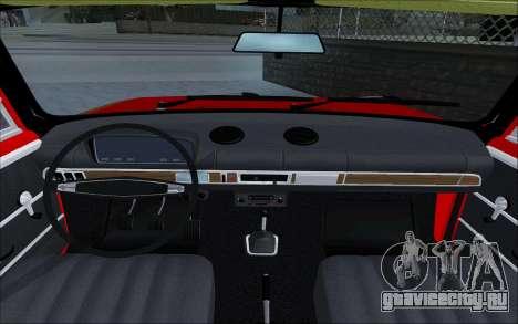 ВАЗ 2101 GVR V2 для GTA San Andreas вид справа
