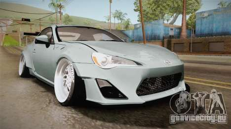 Scion FR-S RocketBunny 2013 для GTA San Andreas