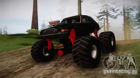 AMC Pacer Monster Truck для GTA San Andreas вид справа
