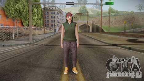 GTA Online DLC Import-Export Female Skin 3 для GTA San Andreas второй скриншот