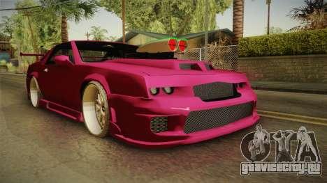 Racing Buffalo v1.0 для GTA San Andreas вид справа