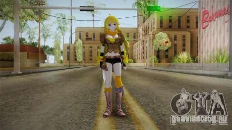 RWBY - Yangxiao Long для GTA San Andreas второй скриншот