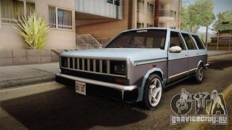 Bobcat Station Wagon v3 для GTA San Andreas