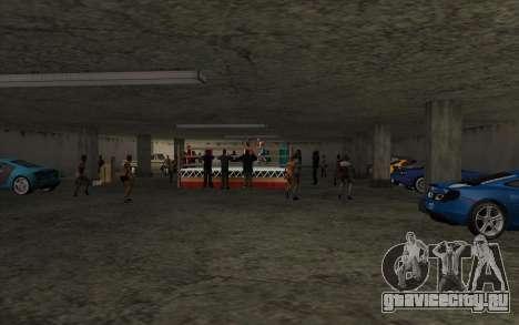 Нелегальный боксерский турнир V2.0 для GTA San Andreas седьмой скриншот