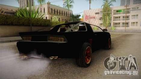 GTA 5 Imponte Ruiner 3 Wreck для GTA San Andreas вид слева