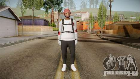 GTA 5 Online DLC Import Export Random Skin 1 для GTA San Andreas второй скриншот