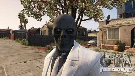 BAK Black Mask для GTA 5 третий скриншот