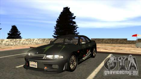 Nissan Skyline GTS25-t Mk.IX [R33] IVF Tunable для GTA San Andreas вид сбоку