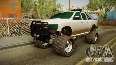 GTA 5 Bison 4x4 для GTA San Andreas