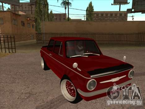 ZAZ SLRR для GTA San Andreas вид слева
