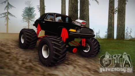 AMC Pacer Monster Truck для GTA San Andreas