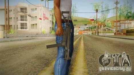 MP-5 v2 для GTA San Andreas третий скриншот