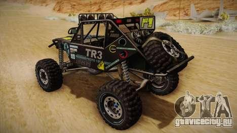 Dune Buggy Bill для GTA San Andreas вид слева