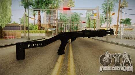 Remington 870 Army для GTA San Andreas третий скриншот