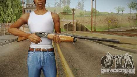 Survarium - MP-153 для GTA San Andreas третий скриншот