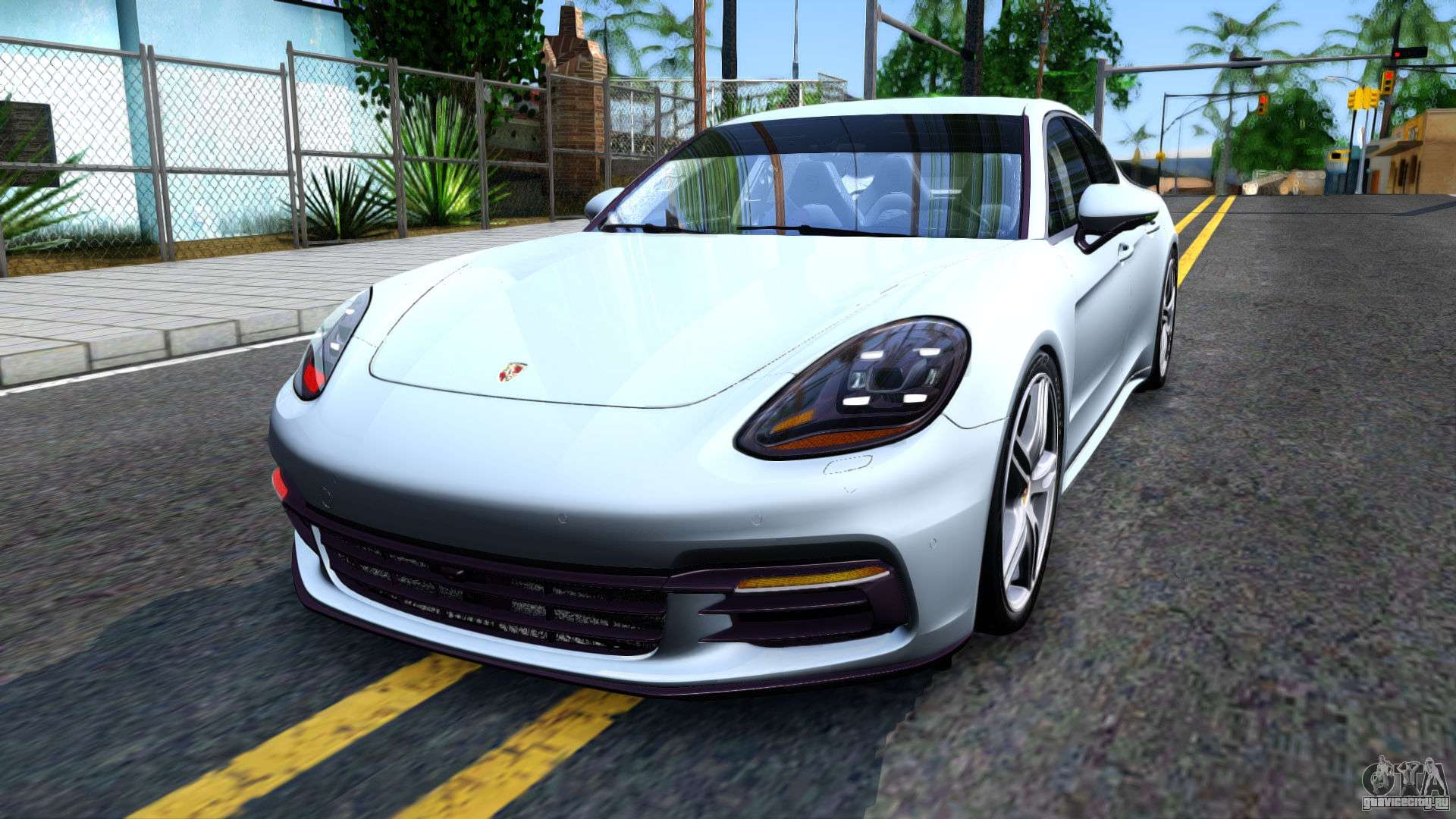 porsche panamera 4s 2017 v 1 0 gta san andreas. Black Bedroom Furniture Sets. Home Design Ideas