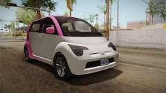 GTA 5 Benefactor Panto 4-doors IVF
