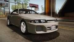 Nissan Skyline GTS25-t Mk.IX R33 Paintjob для GTA San Andreas