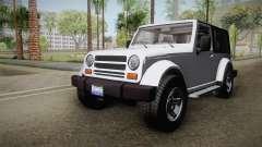GTA 5 Canis Mesa SWB