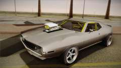 AMC Javelin AMX 401 1971 Drag для GTA San Andreas