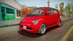 GTA 5 Benefactor Panto 4-doors