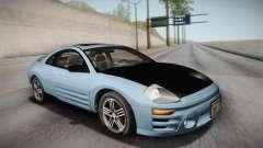 Mitsubishi Eclipse GTS Mk.III 2003 HQLM для GTA San Andreas