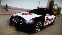 Dodge Charger SRT8 Police 2012 для GTA San Andreas