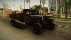 ГАЗ-65 1940
