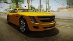 GTA 5 Albany Alpha Sedan