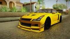 GTA 5 Annis Elegy RH8 Custom